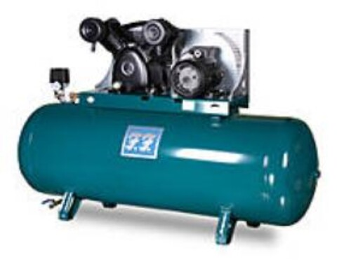 Sirocco 830/270 stempelkompressor fra Vestec
