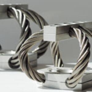 CAVOFLEX® stålwiredæmpere produceres af WILLBRANDT
