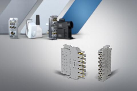 High-density modul overfører hundredevis af poler i samme industrikonnektor