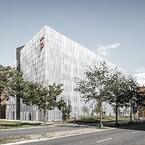 G2 parkeringshus i Aalbrog af Sangberg Arkitekter