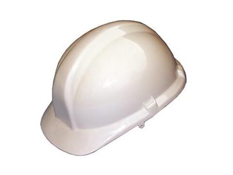 Sikkerhedshjelm centurion hvid