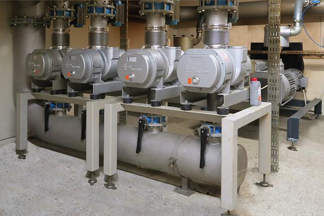 R5 System fra Busch Vakuumteknik BUsch Vacuum Solution