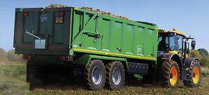 Migatronic Automation i Aabybro har vundet millionordre på to ens svejserobotanlæg til Bailey Trailers' produktion af landbrugsvogne i England.