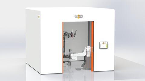 Lasersvetscell från Stjernberg Automation