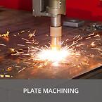 plate-machining