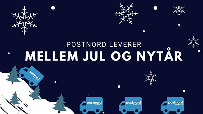 Postnord pakker paller