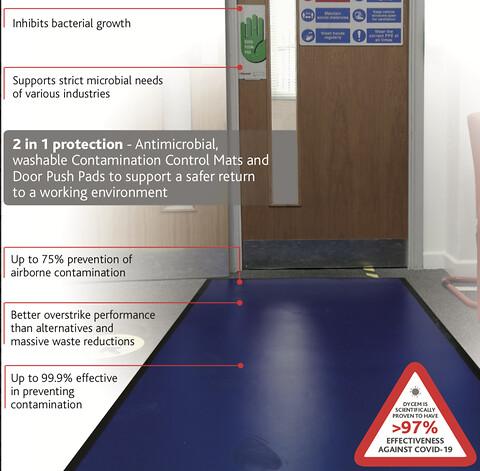 God hygiene starter på gulvet – og gir ekstra sikkerhet