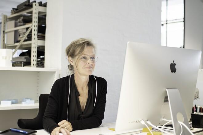 Mette Hoffamnn Bertelsen er ny projektleder hos Sangberg.