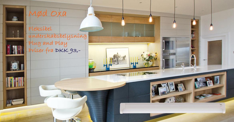 Små lamper til køkken – Design et barns værelse