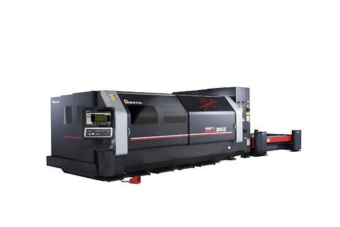 Amada VENTIS Fibre Laser