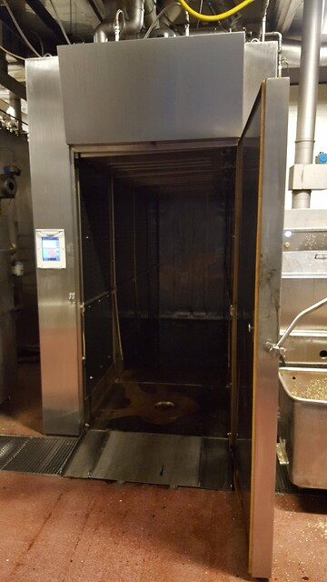 Deutsch Smoke oven 2-rack null