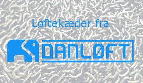 Kvalitets løftekæder - Løftekæder fra Danløft. Kæder i stål grade 80, 100, 120. Fra bla. KWB.