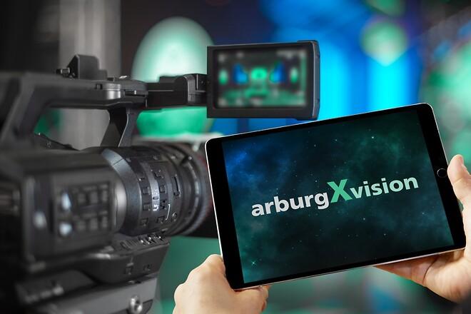 arburgXvision\nNye interaktive live-udsendelser
