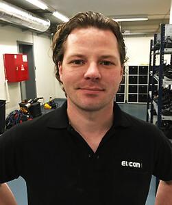 Klaus Kjær Haagensen_medalje_EL:CON Viborg
