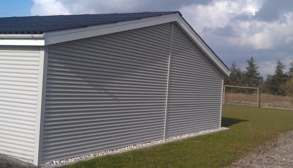 Sinus stålplade type 20/1000S - Building Supply DK