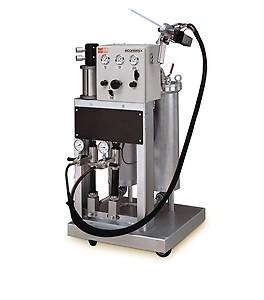 udlejning af doseringsmaskine doseringsudstyr  economix dopag limanlæg doseringsrobot automatisering fuldautomatisk dosering
