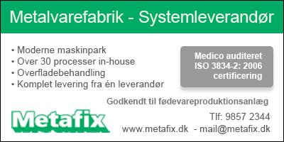 Metafix A/S