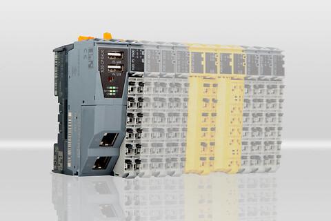 Controller: Kompakt og høj ydeevne - B&R kompakt controller X20CP0420