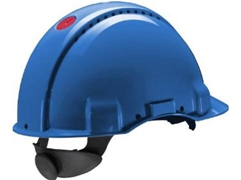 Sikkerhedshjelm G3000 peltor blå - 3M