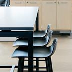 Kontorindretning erhverv kontor indretning mødeborde fælleskontor