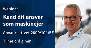 Per Fløe Moesgaard er ekspert i maskinsikkerhed
