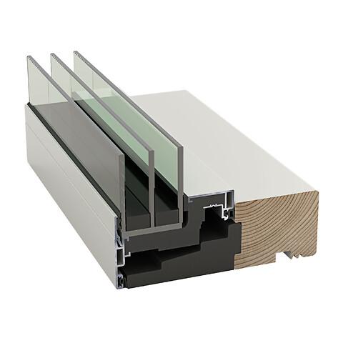 Idealcombi Futura+ vinduer - Smalle rammer, høj energiperformance