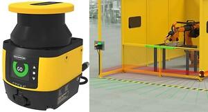Sikkerheds-laserscanner - Hans Følsgaard brug os