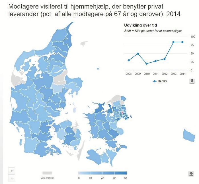 Privat Eller Kommunalt Stor Forskel Pa Borgernes Valg Magasinet