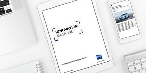 zeiss, industriel måleteknik, innovation, magazine