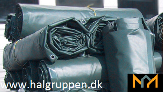 Nyhed! 5x7 meter PRESENNINGER professionel kvalitet - Building Supply DK