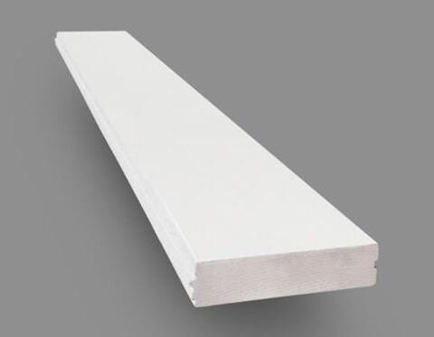 Ud over blokke og overliggere tilbyder bauroc også loftselementer.