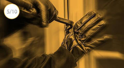 Gør indbrudstyvens arbejde besværligt med nye vinduer