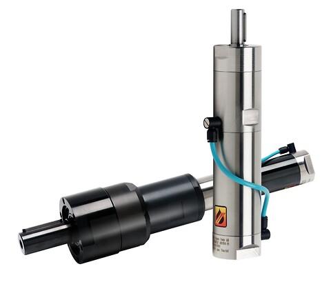 Trykluftmotor - LZB med bremsemodul
