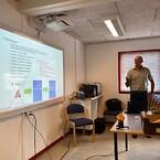 Benny Hansen fra Saferoad fortæller om Vejdirektoratets håndbøger