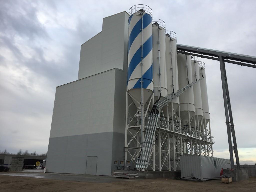 48ca5e1f9014 Danmarks største betonanlæg indvies i Odense - Licitationen