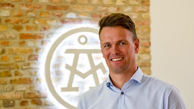 Anders Bergstrøm er ny chef for Konstruktion hos ÅF i Aarhus