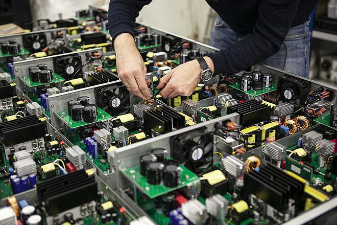 Elektronikudvikling og -produktion hos CB Svendsen
