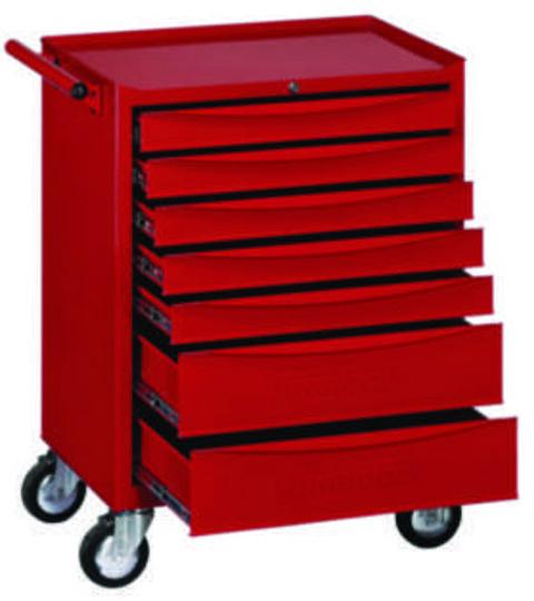 Værktøjsbord - 209 dele - attraktiv pris