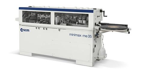 SCM Group Minimax me 35tr