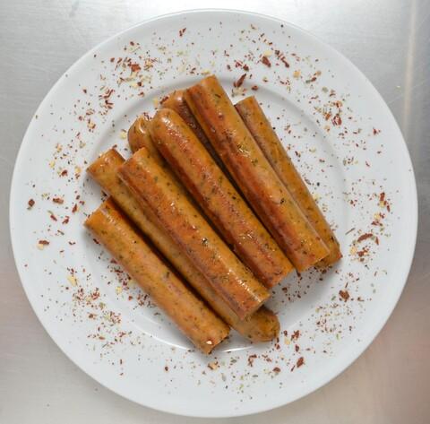 Vegetar pølse - Kiranto Foods