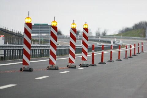 Sikker trafikafspærring med produkter af høj kvalitet