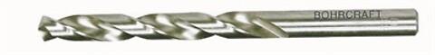 Spiralbor 6,5 mm hss-g. 10 stk