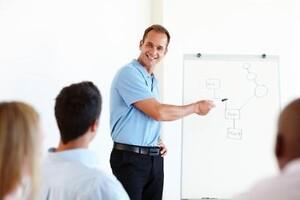 Undervisning i den lovpligtige arbedsmiljøuddannelse