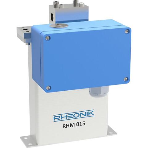 Flowmåling med ekstremt lavt flow? Stabilitet og præcision er etmust! - Rheonik RHM015 er en Højpræcisions-flow, masse- og densitetsmåler