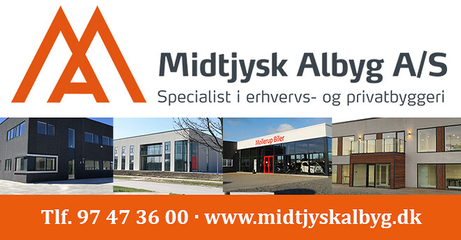 byggefirma i Vestjylland med erfaring i erhvervsbyggeri - vi bygger i hele landet