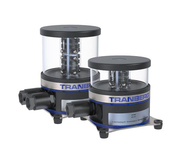 TRANBERG® BlueLine Navigation Light