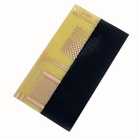 Sort conformal coating beskytter printkort mod omgivende miljø og mod designplagiering