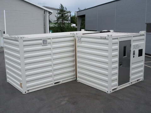Onshore og Offshore containere fra Trans Construction