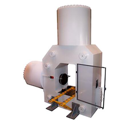 Stukkepresse 1500 tons koldformningspresse. - Stukkepresse 1500 tons koldformningspresse.