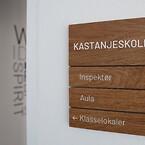WoodSign - det bæredygtige skiltesystem fra Dansign